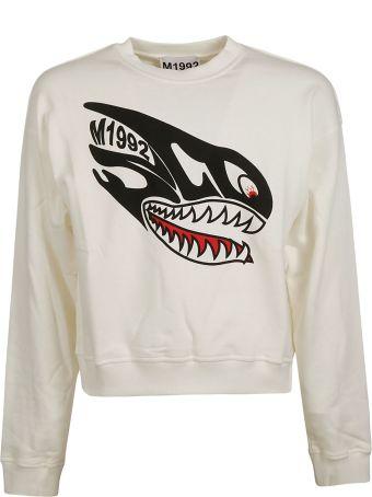 M1992 Logo Print Sweatshirt
