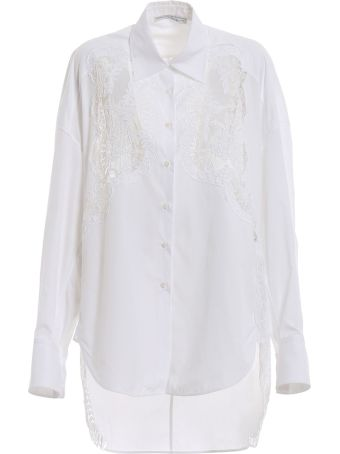 Ermanno Scervino Lace Shirt