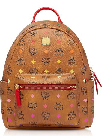 MCM Skyoptic Visetos Stark Backpack 32