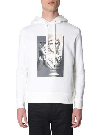 Neil Barrett I-claudius Printed Sweatshirt