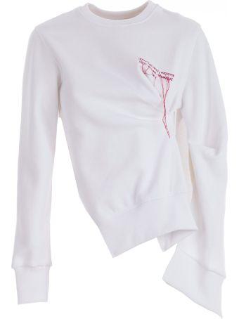 Rokh Asymmetric Sweatshirt
