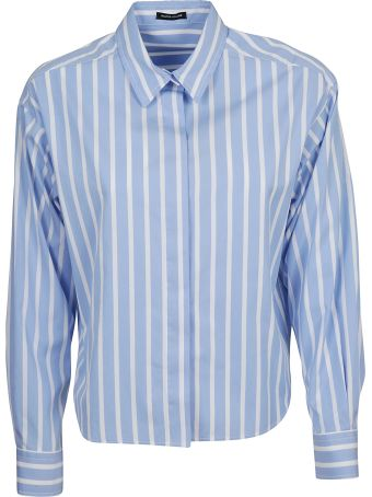 Walter Voulaz Striped Shirt