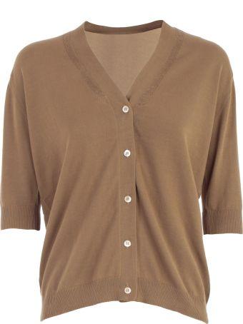 Aspesi Short Sleeved Cardigan