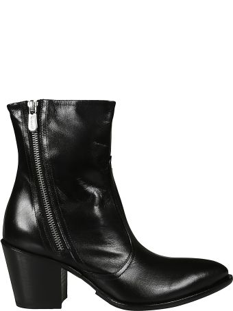 Rocco P. Zipped Boots