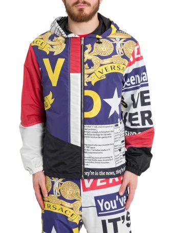 Versace Patchwork Jacket