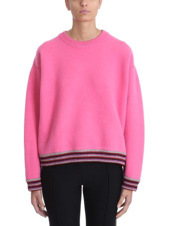 Alanui Lurex Detail Sweater