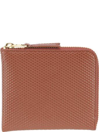 Comme des Garçons Wallet Comme Des Garcons Wallet Mid Zip Luxury Line
