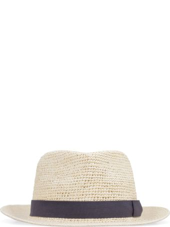 Anthony Peto Straw Hat