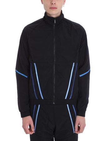 Cottweiler Black Nylon Jacket