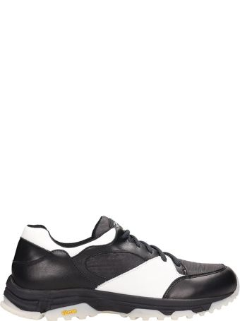 Our Legacy Black Leather Rafael Sneakers