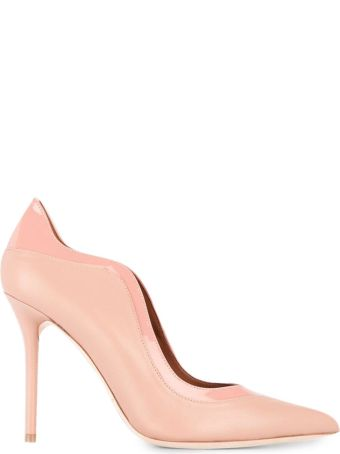 Malone Souliers Penelope Leather Pumps
