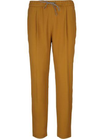 Fabiana Filippi Classic Drawstring Trousers