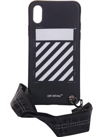 Off-White Stripe Iphone X Case