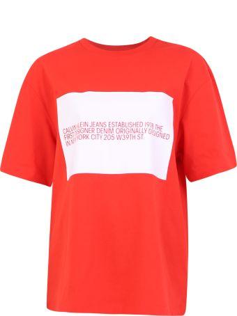 Calvin Klein Jeans Oversized T-shirt