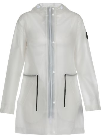 Moose Knuckles Tech Fabric Overcoat
