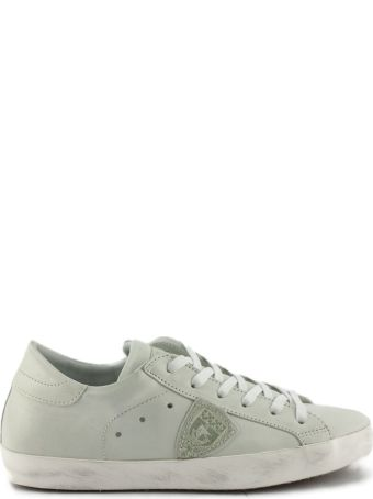 Philippe Model White Leather Paris Sneaker