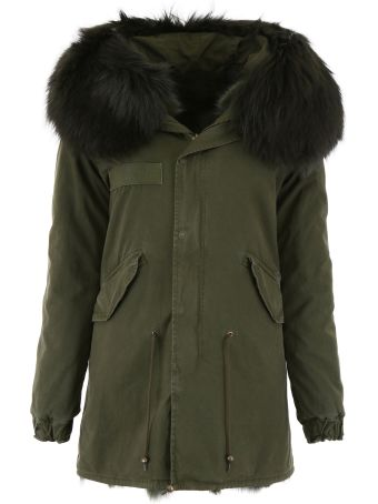 Mr & Mrs Italy Reversible London Parka