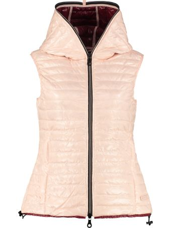Duvetica Hooded Bodywarmer Jacket