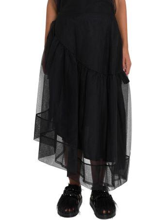 Simone Rocha Asymmetric Skirt