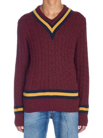 Kent & Curwen 'college' Sweater