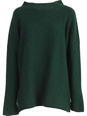 Daniela Gregis Slouchy Boat Neck Sweater