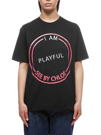 See by Chloé Printed T-shirt
