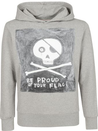 Hydrogen Be Proud Of Your Flag Hoodie