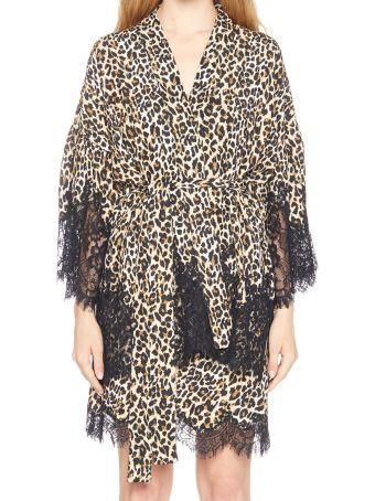 Gold Hawk 'coco' Kimono