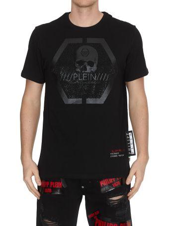 Philipp Plein Skull T-shirt