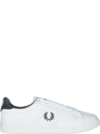 Fred Perry  Shoes Leather Trainers Sneakers B721