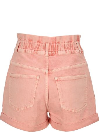 Stella McCartney High-rise Denim Shorts
