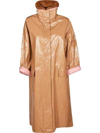 STAND Long Oversized Coat