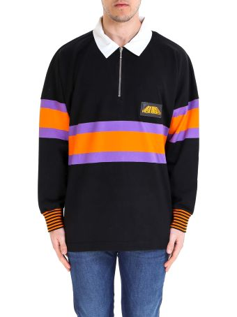 Palm Angels Hiking Polo Multicolor Polo Shirt