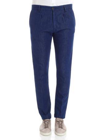 Fortela Cotton Linen Jeans