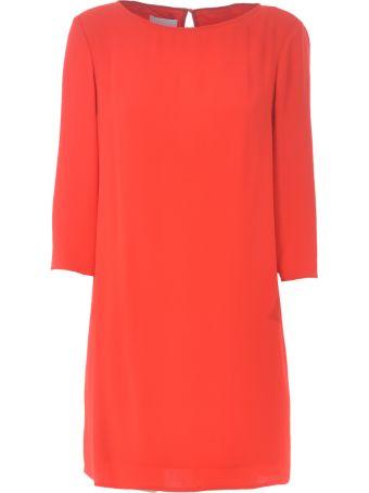 Dondup Classic Long-sleeved Dress