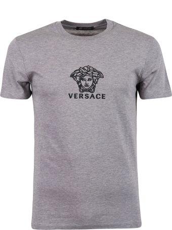 Versace Medusa Classic Logo T-shirt