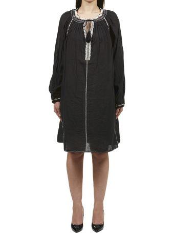 Isabel Marant Étoile Fringed Detail Dress