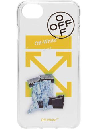 Off-White Iphone 8 Ice Man Case