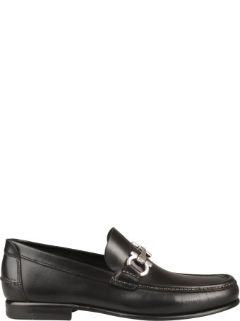 Salvatore Ferragamo Double Gancio Horsebit Loafers