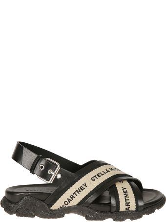Stella McCartney Cross Straps Sandals