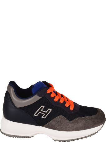 Hogan Paneled Sneakers