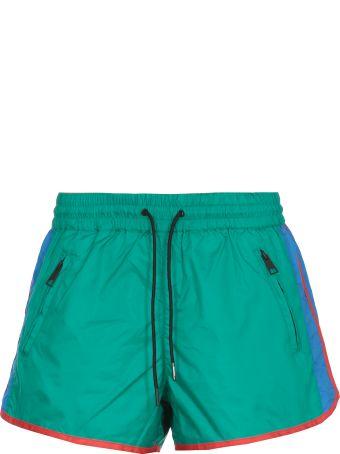 Kenzo Tech Fabric Shorts
