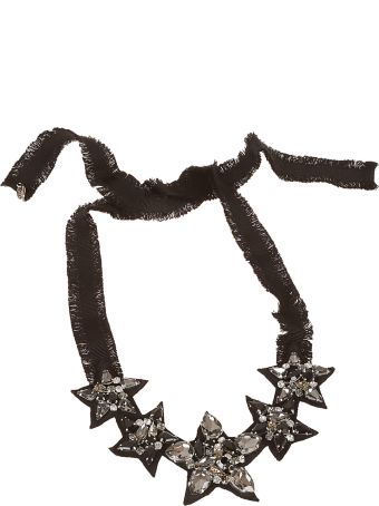 RED Valentino Valentino Red Star-embellished Necklace