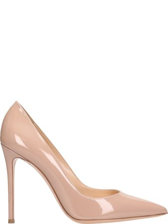 Lerre Powder Patent Leather Pumps
