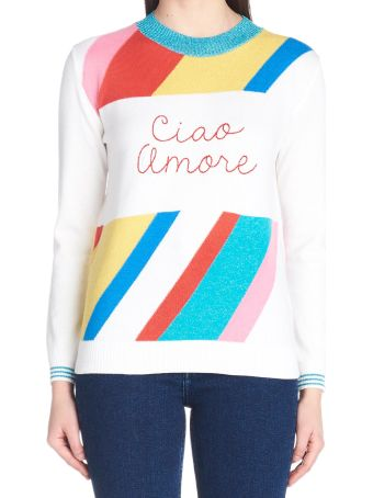 Giada Benincasa 'cotton Candy' Sweater