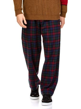 Bonsai Check Pants
