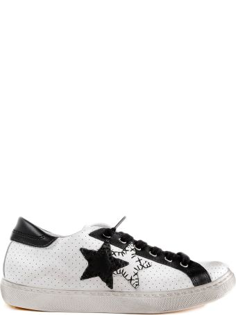 2Star 2 Star Two Star Patch Sneakers
