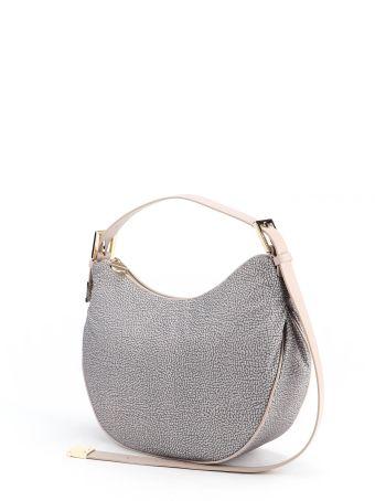 Borbonese Hobo Bag Medium