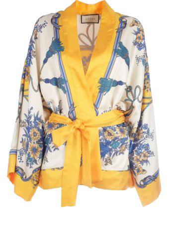 Gucci *kimono Flowers