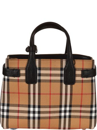 Burberry Vintage Check Tote